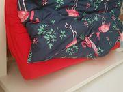 Doppelbett Ikea mit Kopfteil inkl
