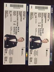 Max Raabe Prinzregententheater 2 Tickets