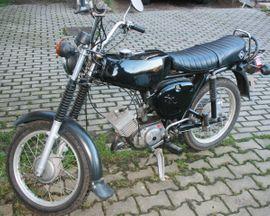 Mofas, 50er Kleinkrafträder - Simson S 51 1 Baujahr
