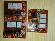 A D-Wandler 3-stell LED-Digitalvoltmeter IC