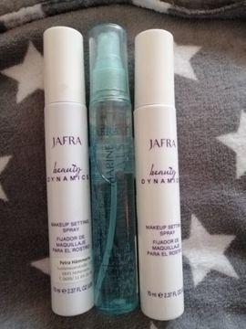 Jafra Makeup Settings