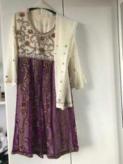 3 teilger Indische annarkali kleider