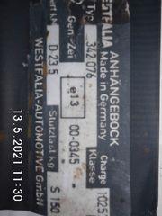 Verkaufe Anhänge-Kupplung 3 5to für