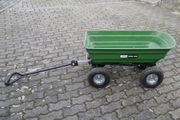 Guede Gartentransportwagen