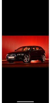 Audi a3 S-Line Facelift