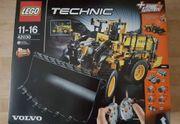 Lego Technic Baustellen Fahrzeuge