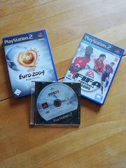 3 x PS2 Spiele