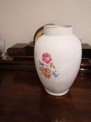 große Vase Porzellan von Graf
