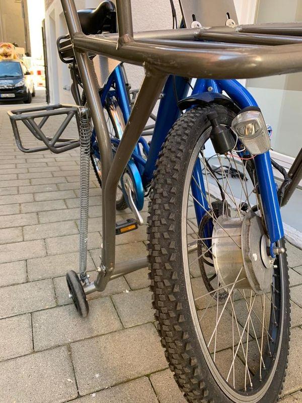 Fahrrad Pedelec Elektrofahrrad Speedliner SP26e