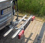Fahrrad-Heckträger für Anhängekupplung