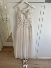 Tolles Vintage Brautkleid von Kleemeier