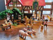 Playmobil Bauernhof Playmobil Familien Camping