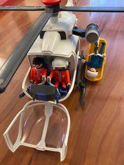 Playmobil Hubschrauber