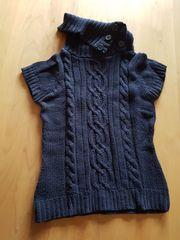 Pullover ärmellos Gr 146 152