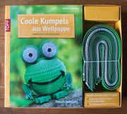 Kreativ Set - Coole Kumpels aus Wellpappe