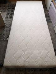 Hochwertige Federkernmatratze 90 220 cm