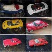 61 Modellautos 1 18 Top