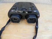 Sony DEV 50V 3D fernglas