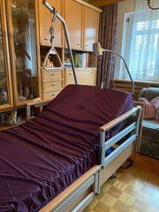 Komfort- Pflegebett