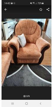 Couchgarnitur 3 teilig