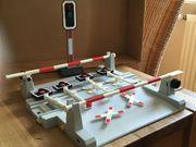 Playmobil beschrankter Bahnübergang 4306 plus