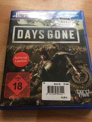 Ps4 Spiel Days Gone