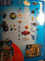 Playmobil Adventskalender Polizeei