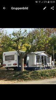 Büstner Wohnwagen 460ts Winterpaket Mover
