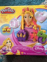 PlayDoh Rapunzel