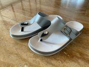 Latschen Hausschuhe Sandalen wie Birkenstock