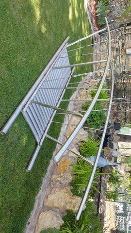 Sonstiges für den Garten, Balkon, Terrasse - Gartenzubehör Teichbrücke