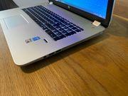 Laptop HP ENVY 17Zoll