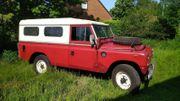 treuer Land Rover Serie III