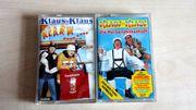 Klaus Klaus - Musikkassette