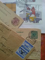 Suche Postkarten Ansichtskarten Briefe zu