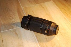 Foto und Zubehör - Spiegelreflex Nikon Nikkor Zoomobjektiv 70-300mm