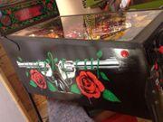 Guns n Roses Flipperautomat