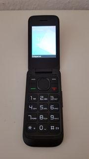 Senior innen Klapp-Mobiltelefon alcatel 2053D