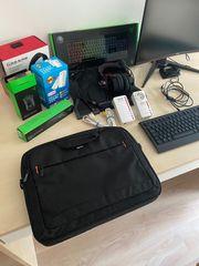 Gaming Monitor Zubehör Maus Tastatur