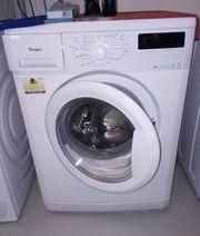 Waschmaschine Whirlpool Alles top