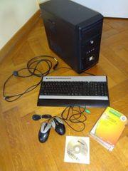 Computer PC mit Tatatur 2