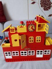 LEGO DUPLO FEUERWEHR STATION
