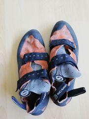 Kletterschuhe von Scarpa Gr 45
