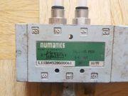 Pneumatikventil Numatics Pneumatikzylinder der Firma