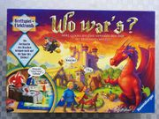 Ravensburger 21975 - Wo war s