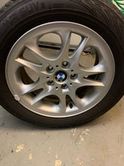 Winterreifensatz BMW X3 E83 235