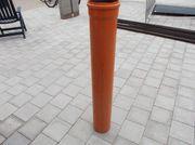 Kanalrohr orange
