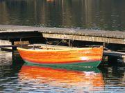 Ruderboot zu verkaufen