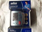 Blutdruckmesser Braun