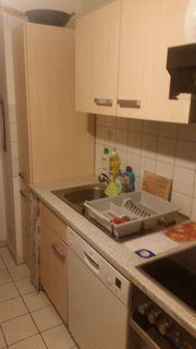 Küche 2 Zeilen inkl Spülmaschine